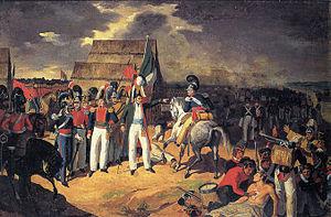 La victoria de Tampico, 1829