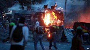 terrorism in venezuela
